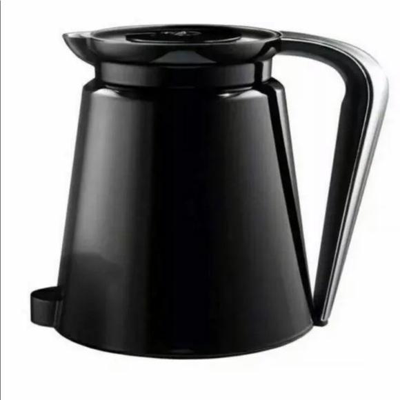 Keurig 2.0 Thermal Carafe Black with Silver Handle